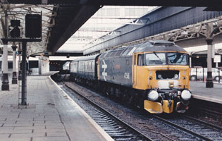 Aberdeen-to-Inverness-loco-47.546-Aviemore-centre by Bill Steven